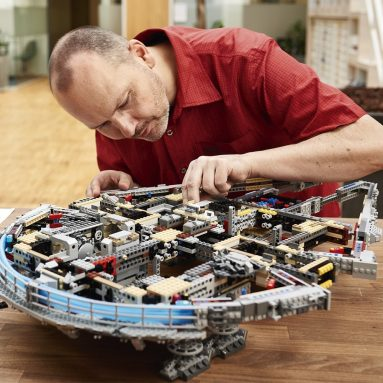 LEGO Star Wars Ultimate Millennium Falcon Building Kit