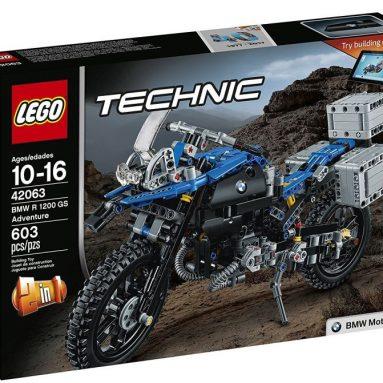 LEGO Technic BMW Adventure Building Kit