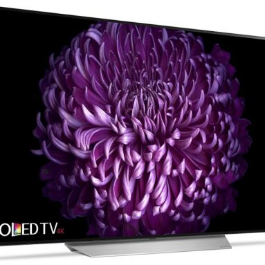 LG Electronics 55-Inch 4K HDR Smart OLED TV