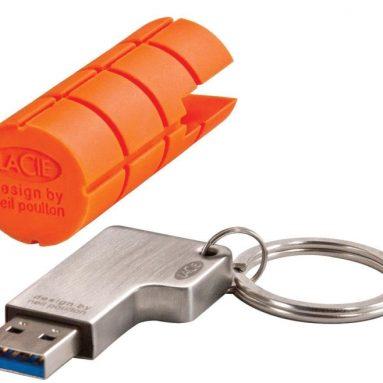 LaCie 64GB RuggedKey USB 3.0 Flash Drive