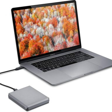 LaCie Mobile Drive USB Type C
