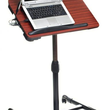 Laptop Cart with Fan Light and 3 USB Ports