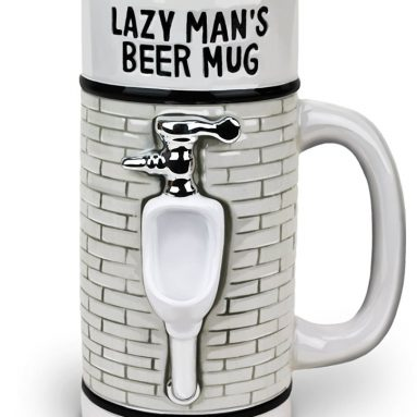 Lazy Man's Beer Mug