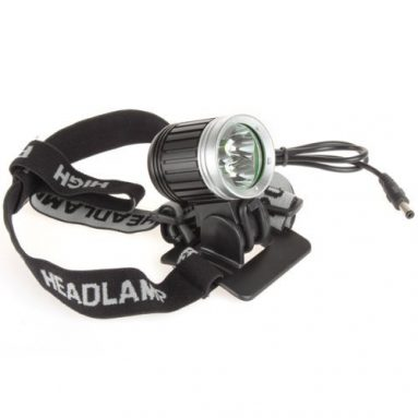 Led Outdoor Headlight Headlamp Bicycle / Bike Light