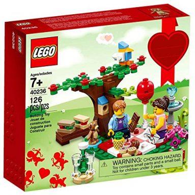 Lego Romantic Valentine Picnic