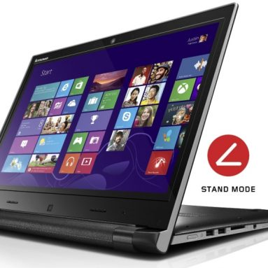 Lenovo IdeaPad Flex 15 15.6-Inch Touchscreen Laptop