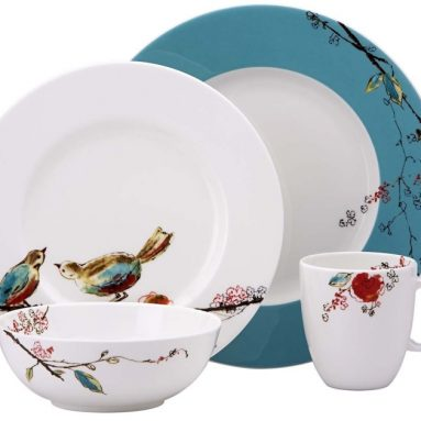 Lenox Simply Fine Chirp 4-Piece Place Setting