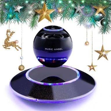Levitating Portable Wireless Bluetooth Speakers