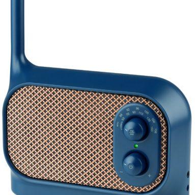 Lexon Mezzo Radio Blue