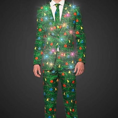 Light-Up Christmas Suits