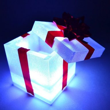 Light Up Gift Boxes