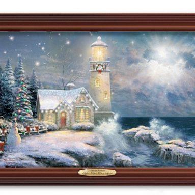 Light Your Way Home Wall Decor