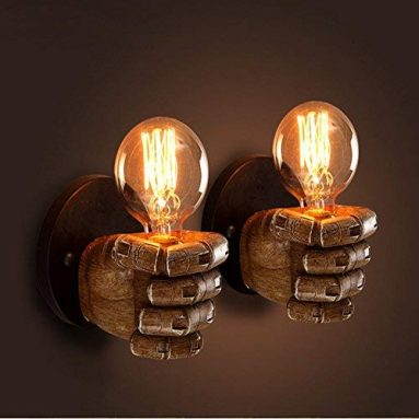 Lighting Creative Industrial Wall