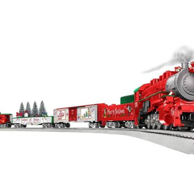 Lionel Disney Christmas Electric O Gauge Model Train Set w/ Remote and Bluetooth Capability