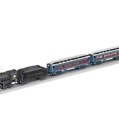 Lionel The Polar Express LionChief Train Set with Bluetooth Train Set