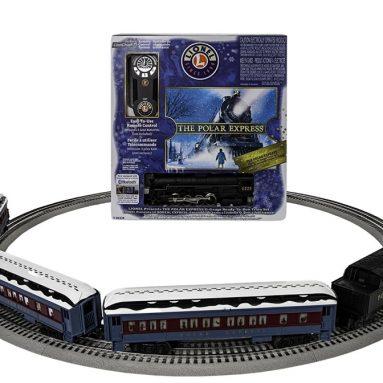 Black Friday: Lionel The Polar Express LionChief Train Set with Bluetooth Train Set