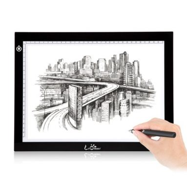 LitEnergy Light Panel Ultra-thin Only 5mm USB Power Light Table for Tracing