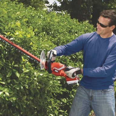 Lithium Ion 24-Inch Hedge Trimmer