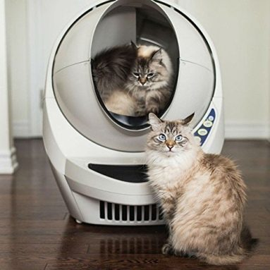 Litter Box Cat Automatic Self Cleaning Litter-Robot III
