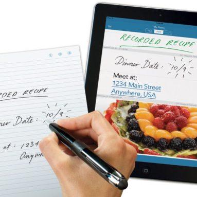 Livescribe 3 Smartpen – Standard Edition