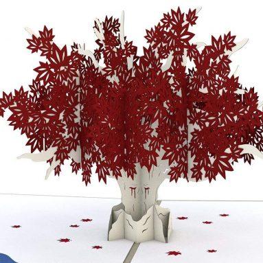 Lovepop Weirwood Tree Game of Thrones Pop Up Card