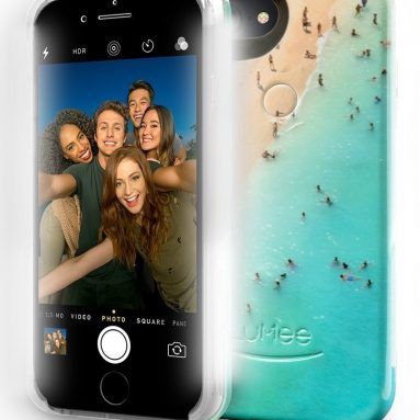 LuMee Two for iPhone 8/7/6s/6 Selfie Case