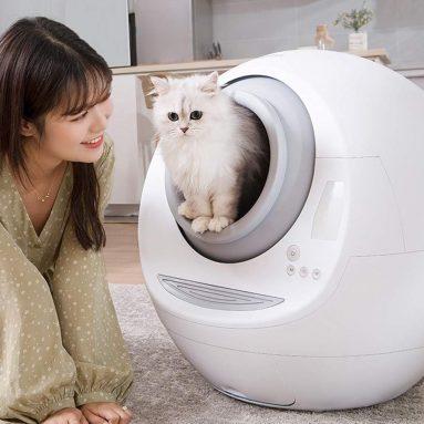 Luckya Automatic Intelligent Cat Litter Box