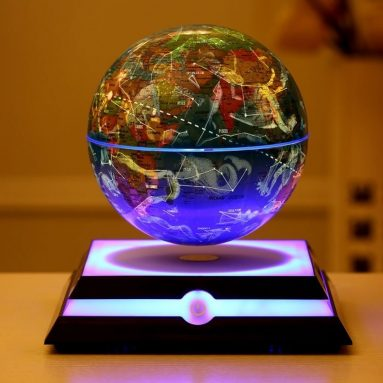 Magnetic Floating Rotating Globe Anti-Gravity Levitating Globe