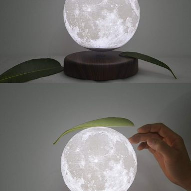 Magnetic Levitation LED Moon light