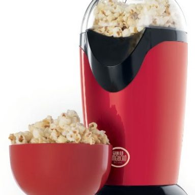Makes Tasty Popcorn in 3 Minutes