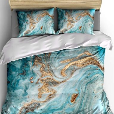 Marble Duvet Cover Sets