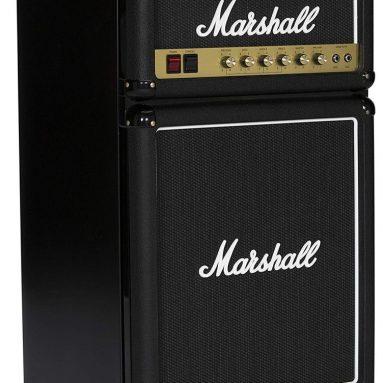 Marshall  Black 3.2 Medium Capacity Bar Fridge