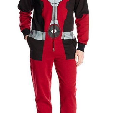 Marvel Men's Dead Peezy Jumpsuits