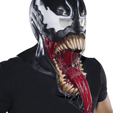 Marvel Universe Deluxe Venom Latex Mask