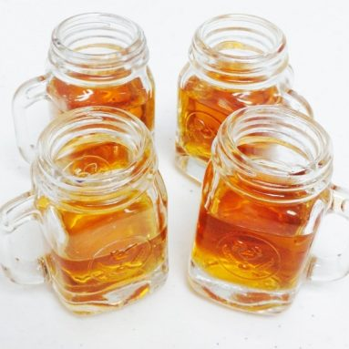 Mason Jar Shot Glasses