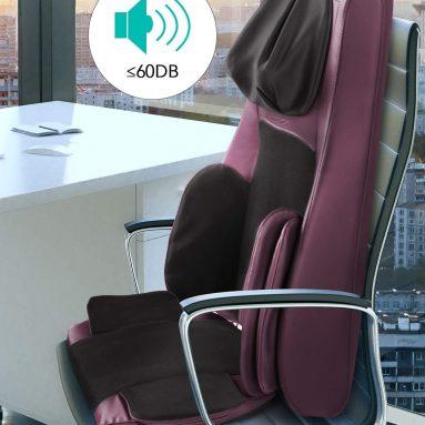 Massager Shiatsu Massage Chair Seat Cushion Pad