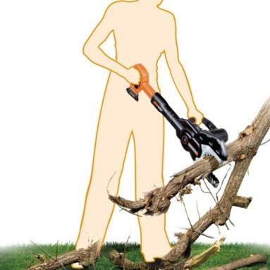 Max Lithium Cordless Jawsaw Chain Saw