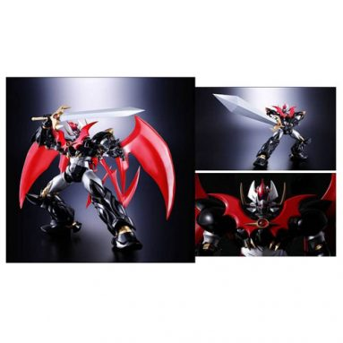 Mazinkaiser Super Robot Chogokin Die-Cast Metal Action Figure