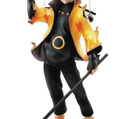 Megahouse Naruto Shippuden: Uzumaki Naruto GEM PVC Figure