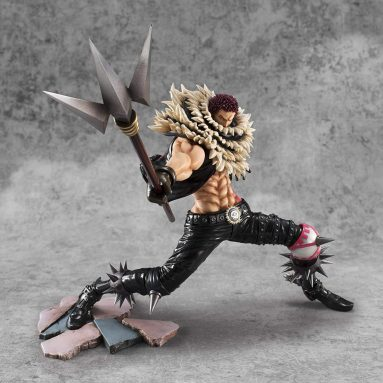 Megahouse Onepiece Portrait of Pirates: Sa-Maximum Katakuri PVC Figure