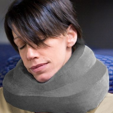 Memory Foam Evolution Neck and Travel Pillow