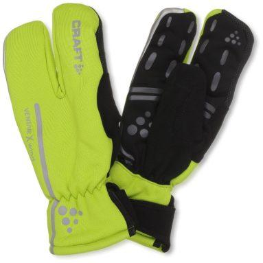 Men's Bike Siberian Split Finger Glove