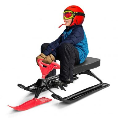 Metal Snow Racer Sled