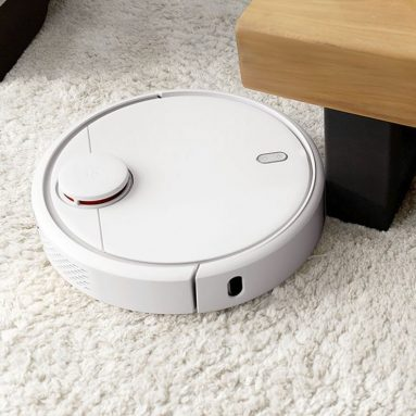 Mi Robot Vacuum Cleaner Robot With Laser Guidance System