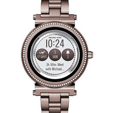 Michael Kors Women's Sofie Touchscreen Smartwatch