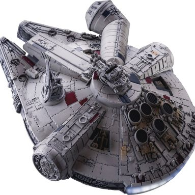 Millennium Falcon Magnetic Floating Vehicle