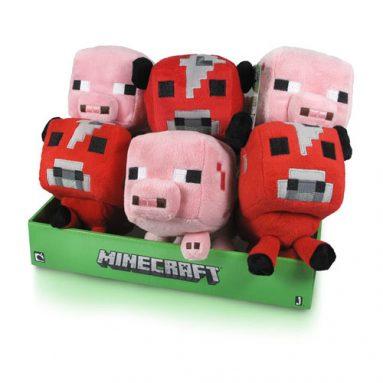 Minecraft Baby Animal 7-Inch Plush Case