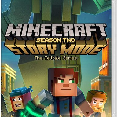 Minecraft Story Mode Season 2 – Nintendo Switch