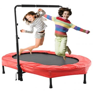 Mini Rebounder Trampoline Indoor/Outdoor