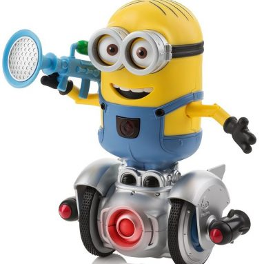 Minion MiP Turbo Dave – Fun Balancing Robot Toy